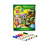 Crayola Color Wonder Teenage Mutant Ninja Turtles Metallic Paper and Markers