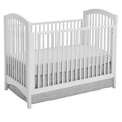 - Sealy Batavia 3-in-1 Convertible Crib, White
