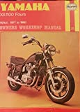 Yamaha Xs 1100 Fours Owners Workshop Manual, 1977-1980 by Pete Shoemark (1982-06-02)