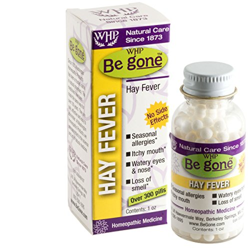 Be gone Hay Fever (Allergy Gone Formula)