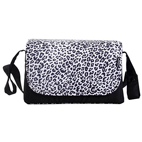 My Babiie Dreamiie by Samantha Faiers Black Leopard Baby Changing Bag