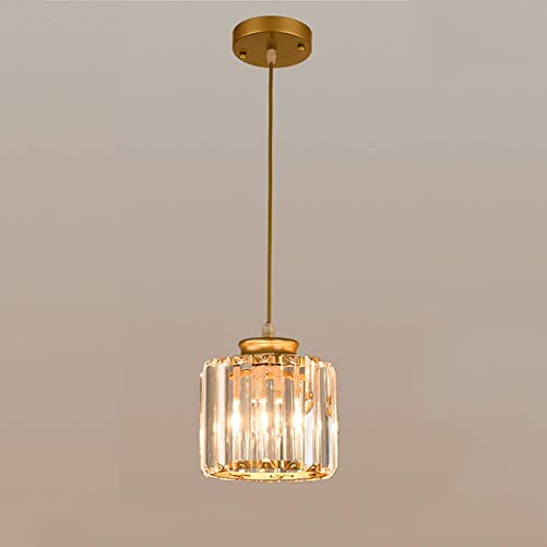 YAYONG Modern Pendant Lighting Nordic Glass Chandelier Loft Bar Hanging Ceiling Lights Kitchen Wrought Iron Bases E27 Edison Lamp