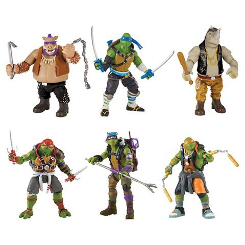 New Movie 2 - 6 Pack Exclusive