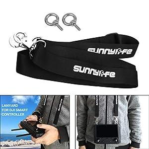 YUYOUG Sunnylife Lanyard Neck Strap for DJI Smart Controller MAVIC 2 PRO & ZOOM Drone 51U 2BvP 2BQcoL