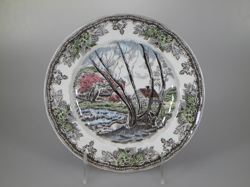 Johnson Bros. Friendly Village Salad Plate 2403811003