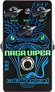 Catalinbread Naga Viper Modern Treble Booster Guitar Pedal