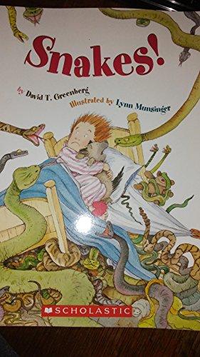 Books : Snakes!