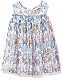 Youngland Baby Girls' Pleated Shift Dress, Ivory, 12M