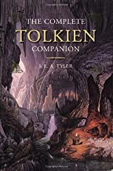 The Complete Tolkien Companion (Illustrated) by J. E. A. Tyler (2004-01-01)