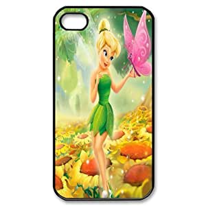 Customize Tinker Bell TPU Case for Apple IPhone 4 4s