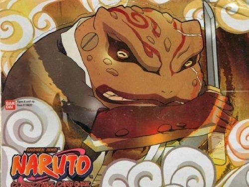 [Naruto Approaching Wind Booster Box (Bandai)] (24ct Ccg Booster Box)