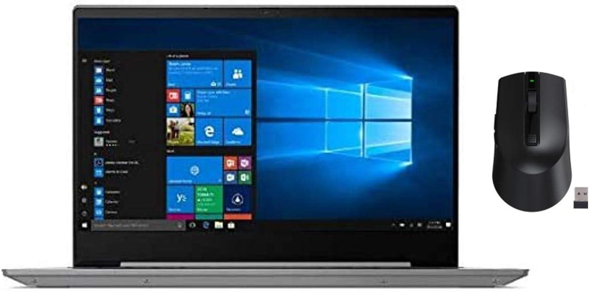 "Lenovo IdeaPad S540 14"" FHD IPS Anti-Glare Touchscreen Laptop, Intel Quad Core i7-8565U up to 4.6GHz, 8GB DDR4, 512GB SSD, Fingerprint Reader, Webcam, WiFi, Bluetooth, HDMI, Window 10, Wireless Mouse"
