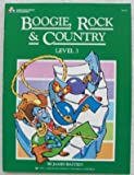 Boogie, Rock and Country, James W. Bastien, 0849793378