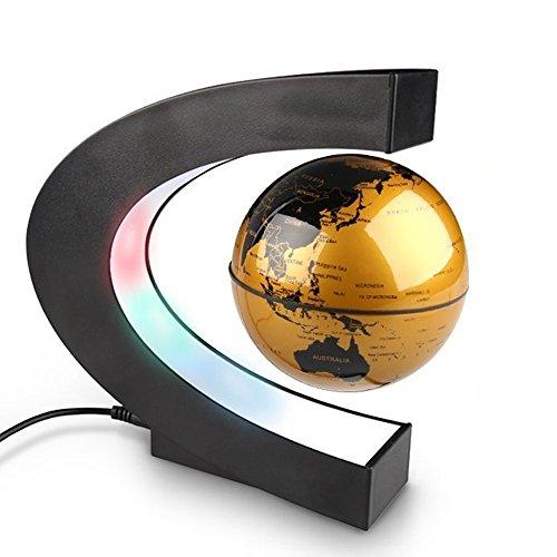 Floating Led Globe Light