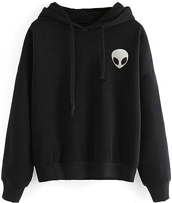 sweatshirt extraterrestre