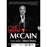 THE REAL MCCAIN - DVD THE REAL MCCAIN -