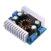 Yeeco DC DC DC to DC power supply Converter 8-32V to 9-46V Adjustable 150W Boost Step up Mobile Car Laptop Power Supplies Module Voltage Regulator volt Regulation Stabilizer 9V to 12V 24V 36V