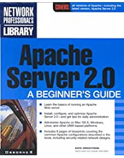 By McGraw-Hill/OsborneMedia Apache Server 2.0: A Beginner's Guide (Network Professional's Library) Paperback - September 2001