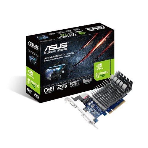 Asus 710-2-SL GeForce Scheda Grafica, 2 GB DDR3