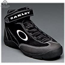 Men's Oakley FR PIT Motorsport Shoes Black 11090-001 (8.5)