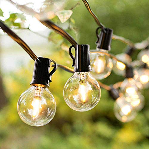 JMEXSUSS G40 Globe String Light