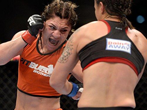 Bethe Correia vs. Shayna Baszler UFC 177