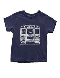 FerociTees Battle Bus Fortnight Fort Royale Youth T-shirt
