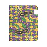 Kcldeci Mardi Gras Magnetic Mailbox Cover MailWraps