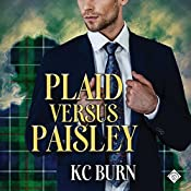 Plaid Versus Paisley: Fabric Hearts | KC Burn
