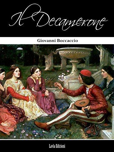 Il Decamerone (Italian Edition)