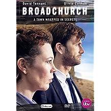 Broadchurch - 3-DVD Set ( Broad church ) [ NON-USA FORMAT, PAL, Reg.2 Import - United Kingdom ] by David Tennant