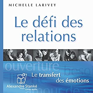 Le défi des relations Audiobook