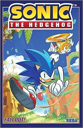 Amazon Com Sonic The Hedgehog Vol 1 Fallout 9781684053278 Flynn Ian Yardley Tracy Thomas Adam Bryce Hernandez Jennifer Stanley Evan Books