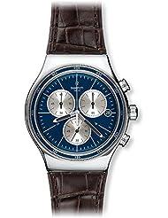 Swatch Men's Prisoner YVS410C Stainless Steel Wrist Watches