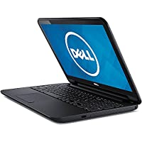 Dell Inspiron 15.6 Touchscreen Laptop Pentium Dual Core 4GB 320GB Windows 8 - Black Matte with Textured Finish (Certified Refurbished)