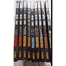 Preacher completo Panini 9 volumes