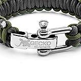 GECKO EQUIPMENT Army Green/Black King Cobra