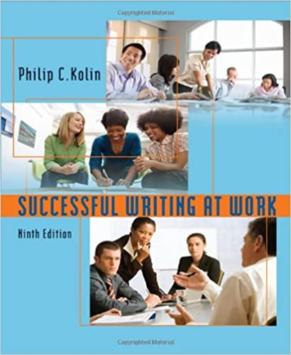 Successful Writing at Work, 10th Edition