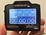 MOTO-D NEXT Motorcycle GPS Lap Timer w/ Built In