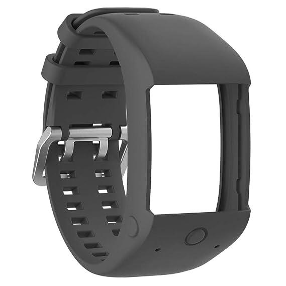 Tiean - Reloj de pulsera para polar M600 Fitness Softness, cómodo, a la moda