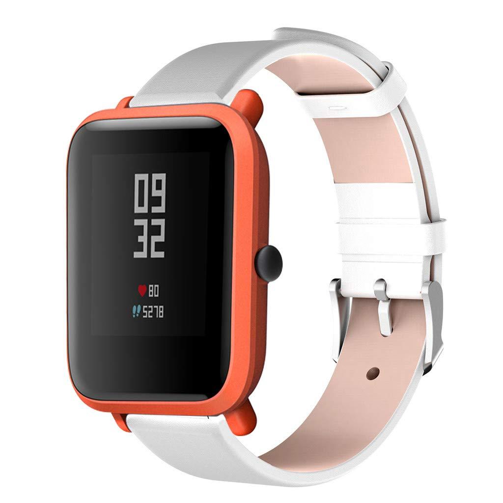Amazon.com: Sodoop - Pulsera de repuesto para reloj Huami ...