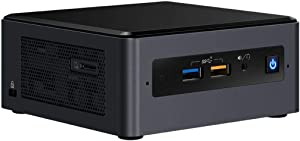 Intel NUC NUC8i7BEK Desktop Computer - Core i7 i7-8559U - M.2 SSD - Mini PC - Intel Iris Plus Graphics 655 - Wireless LAN - Bluetooth