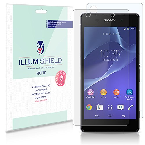 Sony Xperia Z2 Screen Protector (Matte) - 8