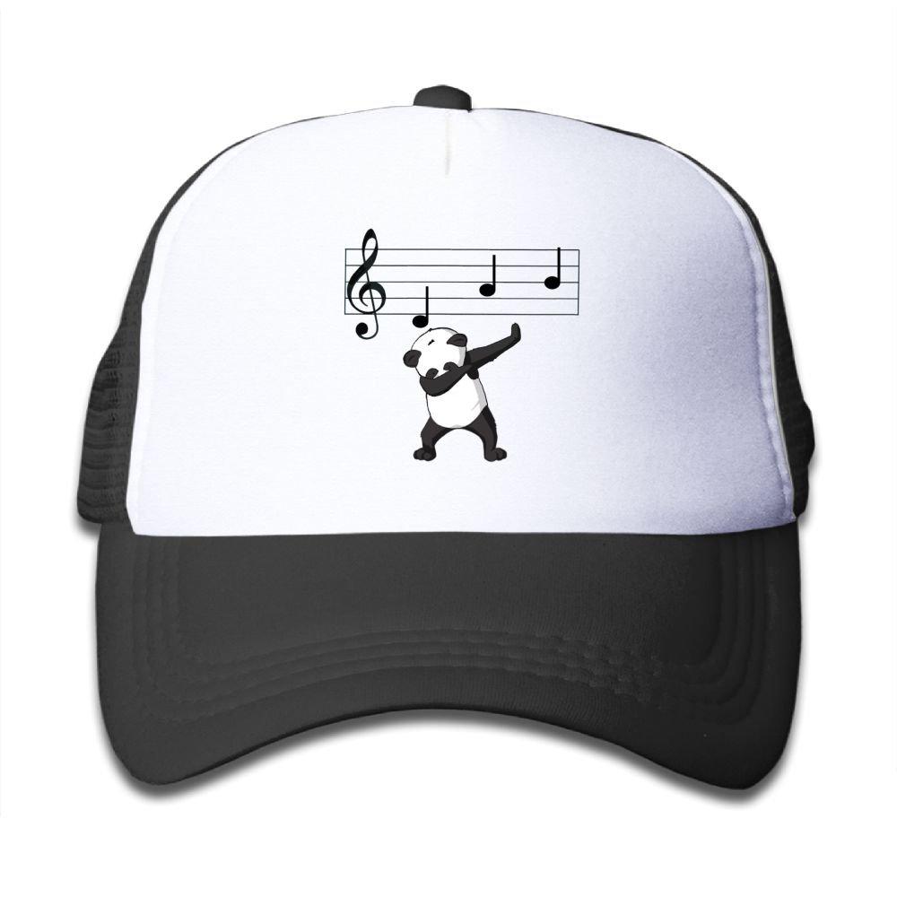 a5492d8af7b Amazon.com  Qiop Nee Pink Mesh Baseball Cap Adjustable Youth Hats Panda DAB  Unisex  Clothing