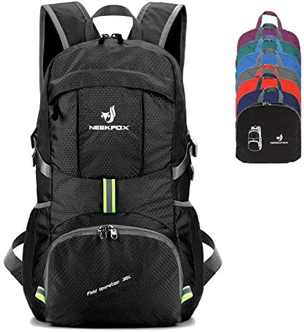 NEEKFOX Packable Lightweight Daypack Backpack product image