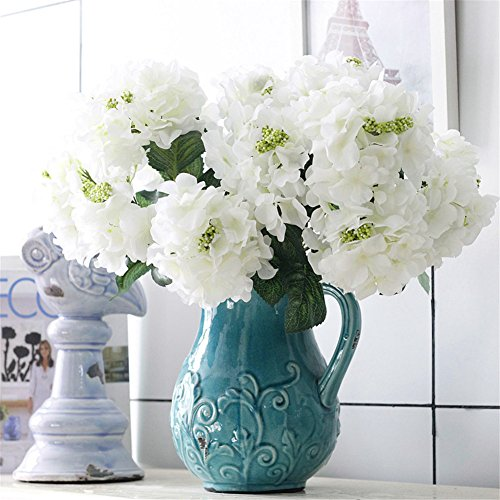 Hydrangea Small (Crt Gucy Artificial Flowers 18