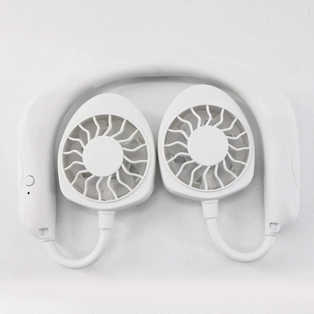 Draagbare hals Ventilator, Handsfree Mini USB Fan Oplaadbare