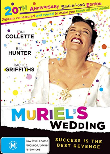 Muriel's Wedding | 20th Anniversary Sing-a-Long Edition | NON-USA Format | PAL | Region 4 Import - Australia