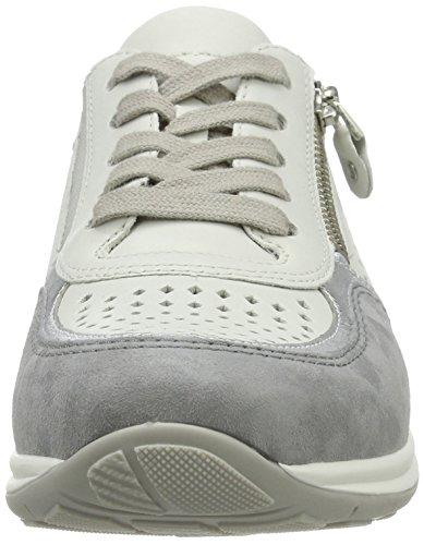 Stahl Cloud Baskets silber 05 Femme ara Blanc Osaka pOIxP