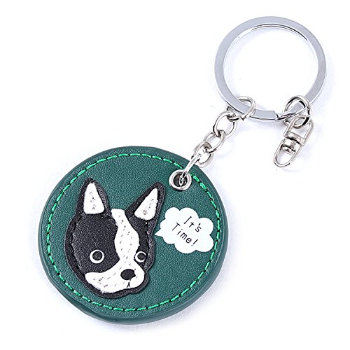 french bulldog key ring - 9
